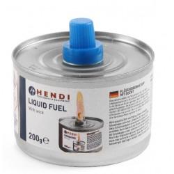 Vloeibare brandstof met lont 6 uur 200g